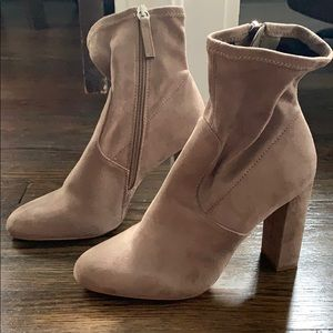 5aa7d203e02 Steve Madden Shoes - Steve Madden EDRIL booties new with tags